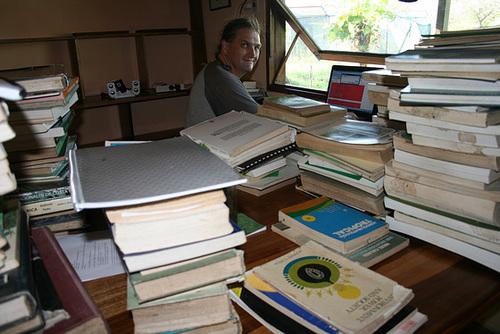 Cataloguing Books