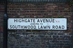 Highgate Avenue N6