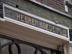 Heerenhoeden or Gentlemen's Hats