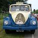 Heavy vehicles at the National Oldtimerday: 1954 Magirus-Deutz SH 3506