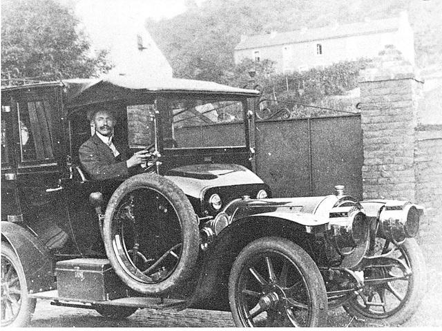 Forgotten car brands: Germain