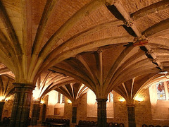 guildhall crypt, london