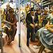 Subway Car – Smithsonian American Art Museum, Washington, D.C.