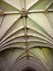 guildhall porch vault, london