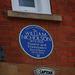 Sir William Nicholson, blue plaque