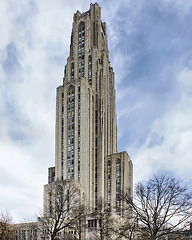The Cathedral of Learning – University of Pittsburgh, Pennsylvania