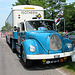 Heavy vehicles at the National Oldtimerday: 1960 Magirus-Deutz Jupiter 170