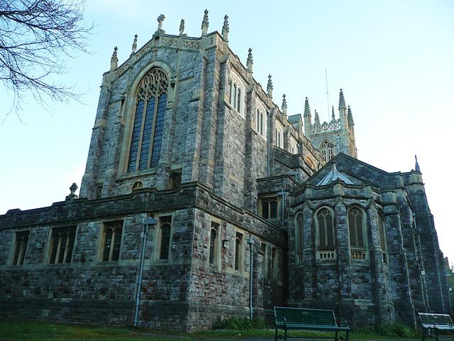 exmouth church