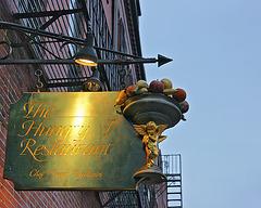 """The Hungry I"" Restaurant – Charles Street, Beacon Hill, Boston, Massachusetts"