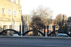 Archway Road in triplicate