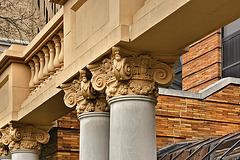 William Pitt Student Union – Forbes Avenue, Pittsburgh, Pennsylvania