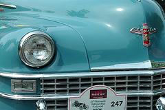 National Oldtimer Day in the Netherlands: 1948 Chrysler New Yorker
