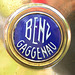 Car Badges at the National Oldtimer Day in Holland: 1920 Benz Gaggenau badge