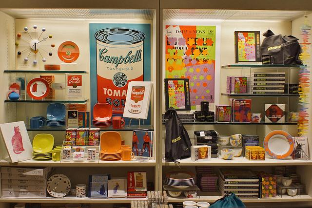 ipernity: Warholiana – Gift Shop, National Gallery of Art ...