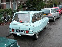 1968 Citroën Ami 6