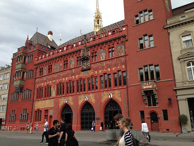 Basel- the obligatory tourist shot