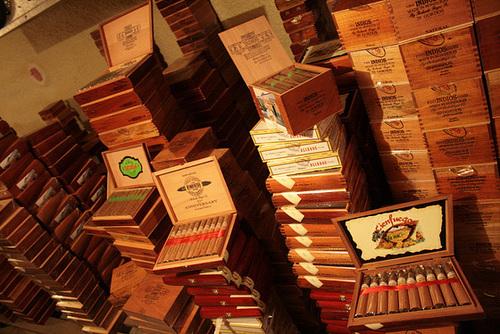 Boxed Cigars