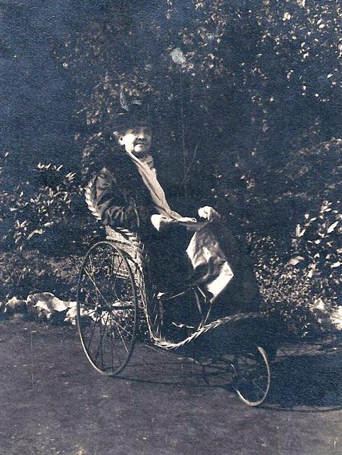 Mary Ann (Polly)(Pearson) King 1844 - 1922