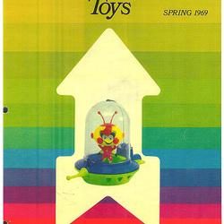 KIDDLES - Mattel Toy Catalog 1969
