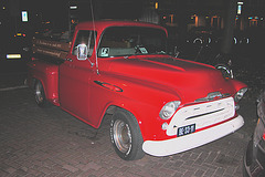Brokeback Mountain craze starts in Holland: 1957 Chevrolet 3100