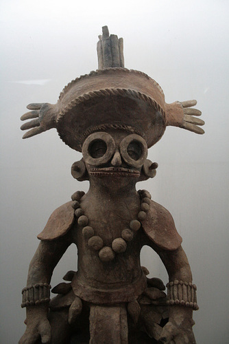 A Funky Mayan Ruler