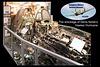 Hawker Hurricane wreckage - Tangmere Museum -  6.8.2014