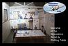 Ops Room diorama - Tangmere Museum -  6.8.2014