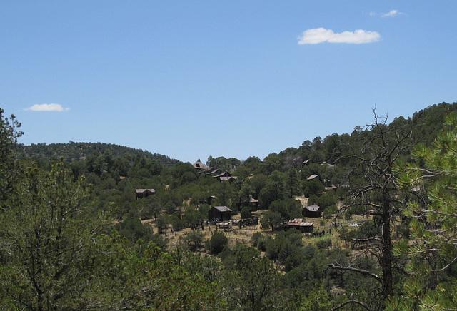 Mogollon, NM 154a