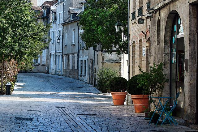 Rue des Sept Dormants à Orléans