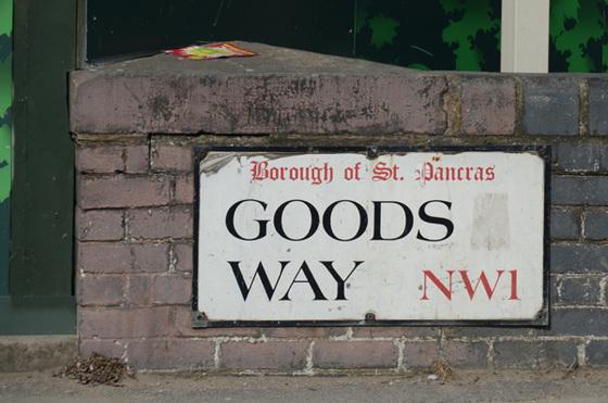 Goods Way NW1
