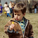 Owen, Easter Egg Hunt 1992