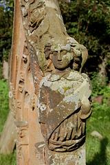 Benacre Churchyard, Suffolk