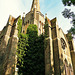 abney park cemetery chapel, stoke newington, london, by william hosking 1840