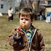 Owen - Easter Egg Hunt 1992