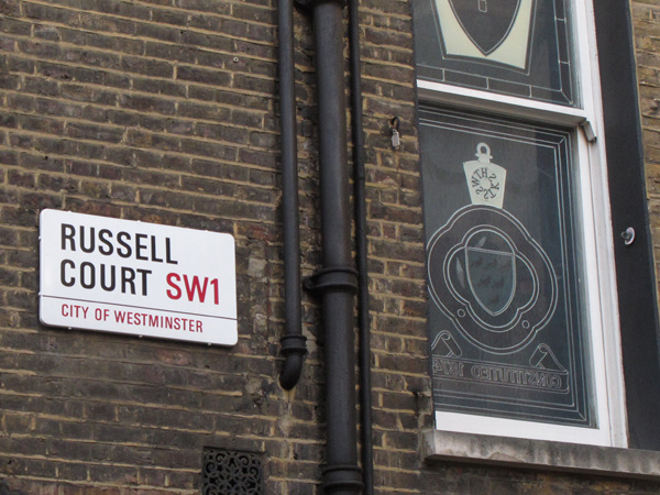 Russell Court SW1