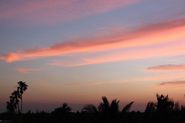 Sunset, Hutchinson Island