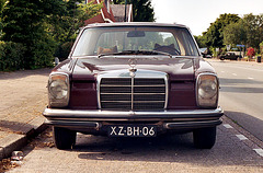 1973 Mercedes-Benz 280 CE automatic