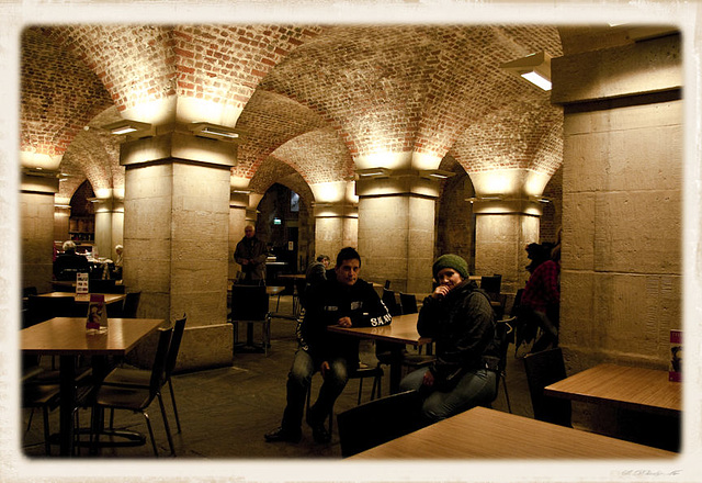 The Crypt: St Martin-in-the-Fields