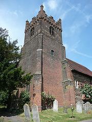 fryerning church
