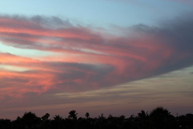 Curvilinear cloud