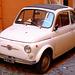 Rome Honeymoon Fuji XE-1 Fiat 500 1
