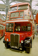 1954 RT in the London Transport Museum