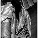 Rome Honeymoon Fuji XE-1 Vatican Museums Hercules Bronze 1 mono