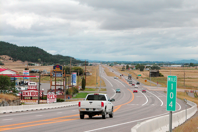 More Montana – jct 93 and 82 near Somers