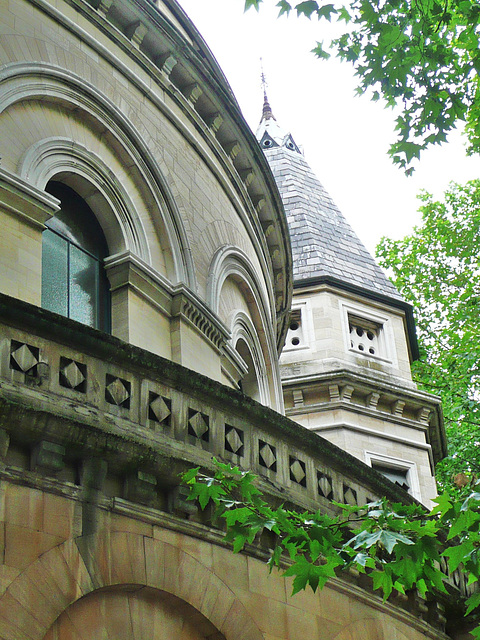 round chapel, lower clapton rd., london
