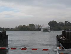 Real McCoy ferry Sacramento Delta 3583a
