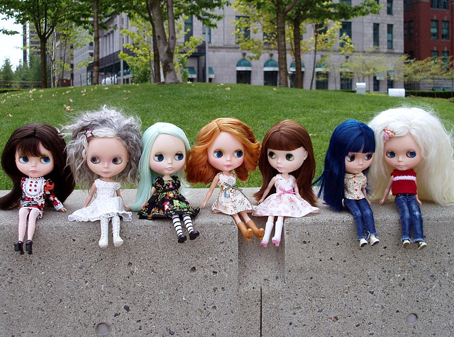 Blythe meet ~ group photo
