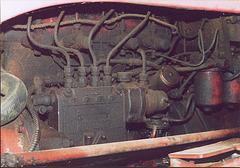 Massey-Harris-Ferguson diesel pump