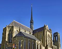 Grace Cathedral, #1 – California Street, San Francisco, California