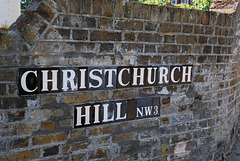 Christchurch Hill NW3
